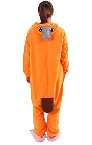 Animale Unisex Tutina Arancia Adulto Pigiama SAMGU Cosplay Kigurumi Costume TSwnAF