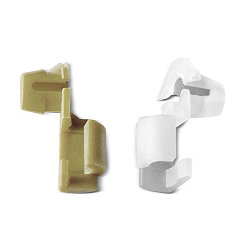 AFA - GMC Tailgate Rod Clips - 88981030 & 88981031 & Stronger Than Original (Tailgate Clips compare prices)