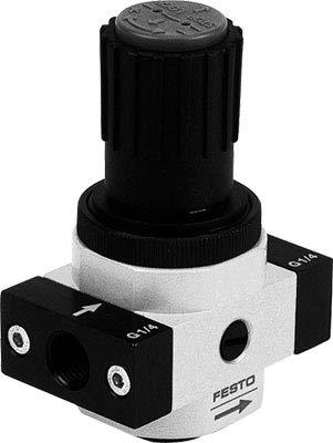Festo 162593 LR-3/8-D-O-MIDI Pressure Regulator
