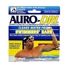 Auro-Dri Swimmer`s Ear Liquid 1 oz per Box (10 Pack)
