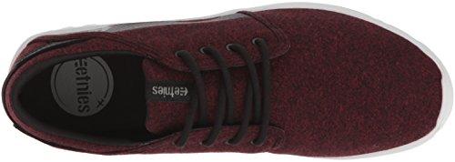 red Homme 551 Chaussures Skateboard De Scout black Noir Etnies 551 YOA8wqI5yx