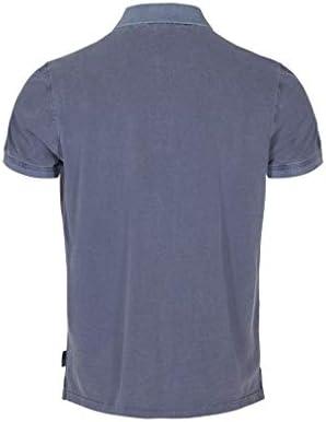 Sea Ranch Mens Polo Shirt Pique Size M, Size L, Size XL, Sz. XXL or Size XXXL, Size:XL, Color: Blue Denim