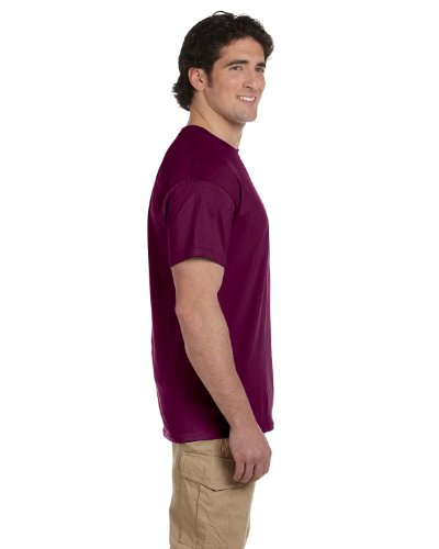 Gildan Men's Ultra Cotton Tee Extended Sizes, Military Green, XX-Large