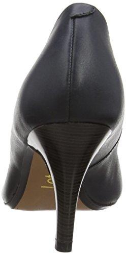 Lotus Drama - Zapatos de tacón alto para mujer Azul (Navy)