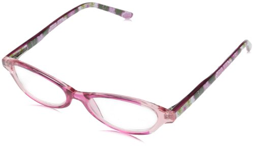 Vera Bradley Suzanne Cateye Reading Glasses,Olivia - Vb Sunglasses