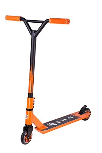 Blitz Stunt Scooter Tornado - Patinete naranja negro ...