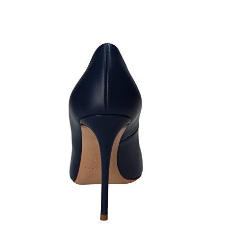 Casadei - Zapatos de vestir de Piel para mujer turquesa