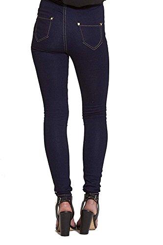 Denim Divadames Donna Divadames Jeans Jeans Uqw4I8x