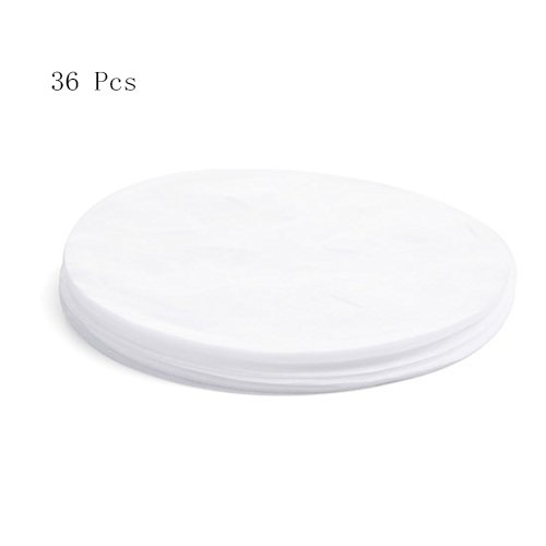 KINGZHUO 36 Pcs Food Oil Absorbent Cotton Paper Food Suction Paper Suction Film Soup Cooking Frying Oil Control To The Greasy Food Oil Filter Kitchen Cooking Tool