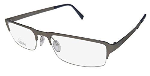 Eyeglasses Adidas Lazair Nylor Performance Steel AF27 6051