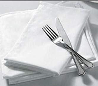 Elegant Textiles - Servilletas de algodón (41 x 41 cm), Color ...