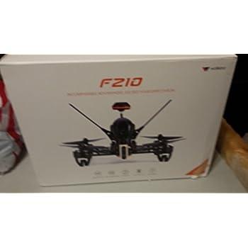 Walkera F210 FPV Racing Drone RC Quadcoper RTF (Devo 7 + Battery + Camera + OSD + Charger)