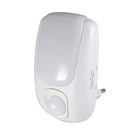 simon brico extra light plug in extra hadar 220 v 50 hz white