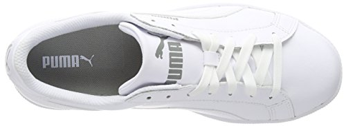 Smash Zapatillas Adulto Puma white Unisex Blanco L SqdxdT4