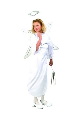 RG Costumes Angel with Halo, Child Small/Size 4-6 (Kids Halo Halloween Costumes)