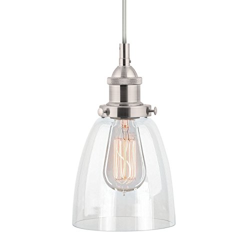 Silver Kitchen Pendant Lighting