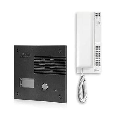 Golmar 11242014B K-201 GRF Kit de Audio de 1 Línea