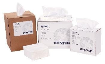 (TSWL1213-30.5 x 33 cm (12 x 13) - TuffStuff Critical Task Wipers, Contec - Case of 900 )