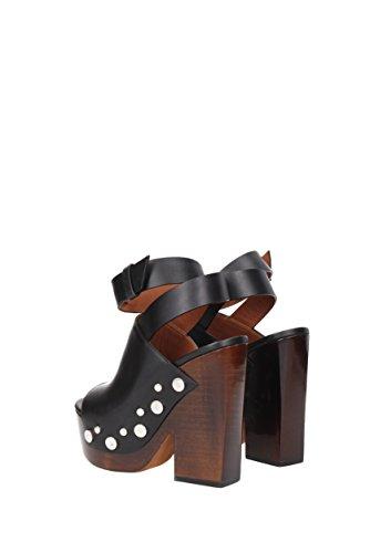 Sandalias 2 Givenchy Cuero mujer para BE09135004001 UK rgrCzqw