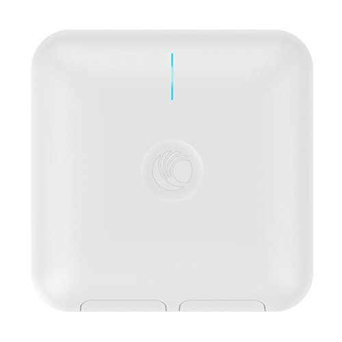 Cambium Networks cnPilot E600 Indoor Wireless Access Point, High-Powered, Long Range Wi-Fi - Home/Business - Cloud Managed - Dual Band - 4x4 MIMO - PoE - Mesh Capable (FCC) 802.11ac (PL-E600PUSA-US)