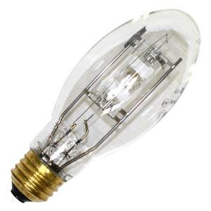 50 Watt E17 Medium Base (SYLVANIA 64587 - 50 Watt - E17 - METALARC PRO-TECH - Pulse Start - Metal Halide - Protected Arc Tube - 3000K - Medium Base - ANSI M110/O - Universal Burn - MP50/U/MED)
