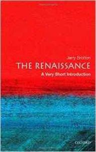 Renaissance:Very Short Introduction