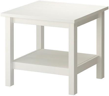 IKEA HEMNES - mesa auxiliar diseño de bajo consumo blanco - 55 x ...