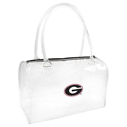 Small Handbag Bowler (NCAA Georgia Bulldogs Bowler Handbag)