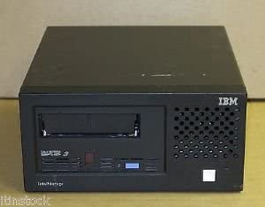 IBM LTO3 Ultrium PN: 3580L33, SCSI LVD, Full-Height 外付テープ装置