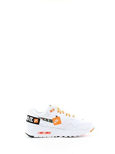 Black W 100 Women's Max White Shoes Lx 1 Orange Nike Gymnastics Total Air White vOwd5xq