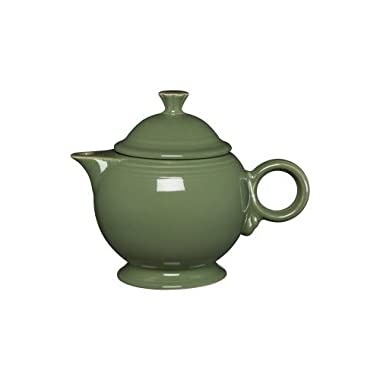 Fiesta Covered Tea Pot 44oz - Sage Green