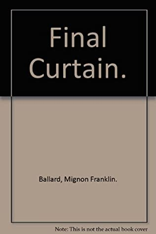 book cover of Final Curtain