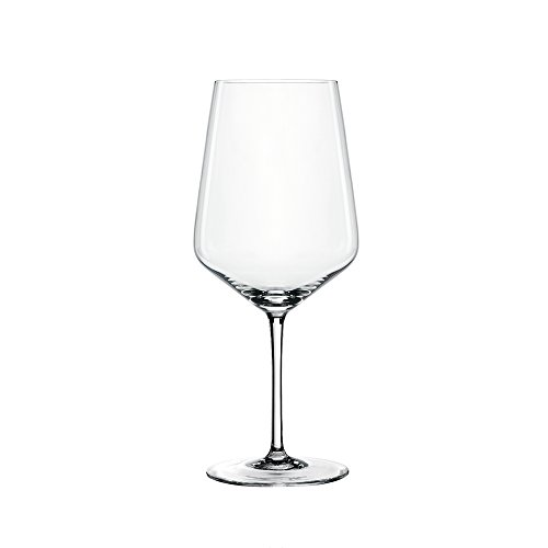 Spiegelau Style Series Red Wine Glasses - (Set of 4, 22.2 oz. capacity each)