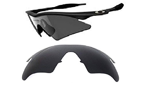 bdde31dbf4 Galaxy Replacement Lenses For Oakley M Frame Heater Black Polarized ...