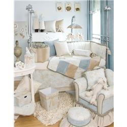 - Central Park 4 Piece Crib Bedding Set