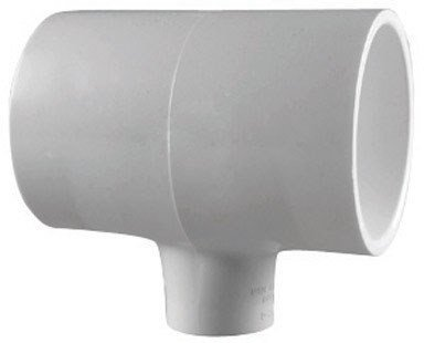 Charlotte School 40 Pvc Reducing Tee (pvc 02400 5900) by Charlotte Pipe and Foundry