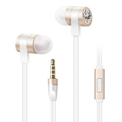 Headphones LUXEAR Noise Isolating Comfort Fit Smartphones