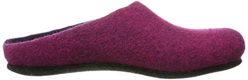 MagicFelt AN 709 Unisex-Erwachsene Pantoffeln Pink (magenta 4830)