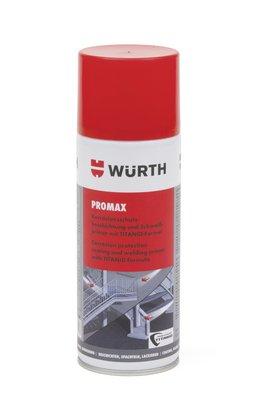 Würth Inhibidor de corrosión superficie korrshtzmitt de obfl de Promax de 400ml 1 pieza: Amazon.es: Coche y moto