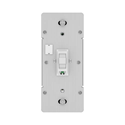 Insteon Smart Dimmer Toggle Switch, ToggleLinc, 2466DW (White) - Insteon Hub required for voice cont - http://coolthings.us