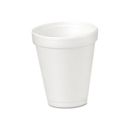 Dartamp;reg; - Drink Foam Cups, 4 oz., 40 Bags of 25/Carton - Sold As 1 Carton - For hot and cold beverages.