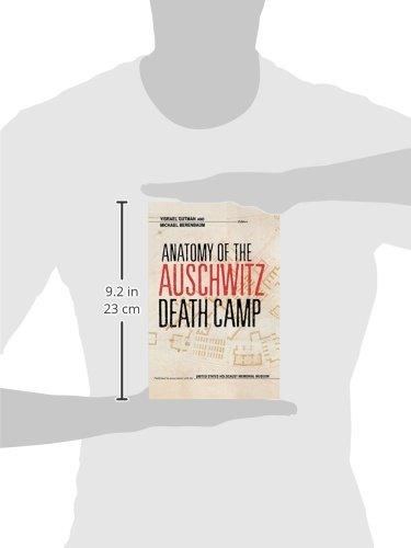 Anatomy Of The Auschwitz Death Camp Yisrael Gutman Michael