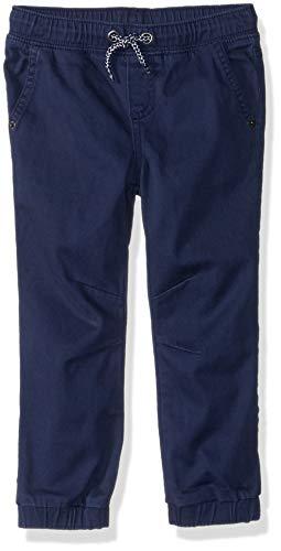 Gymboree Pants - Gymboree Boys' Big Woven Jogger Pants, Navy Twill 3T