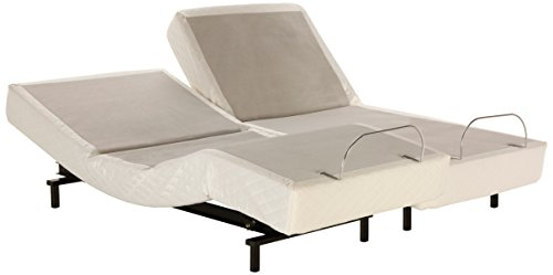 Leggett & Platt Pro-Mo Adjustable Bed Base, Split Queen