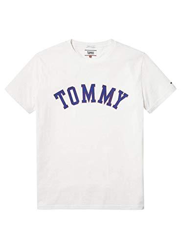 bianca T essenziale shirt Tommy Jeans TwSBqU