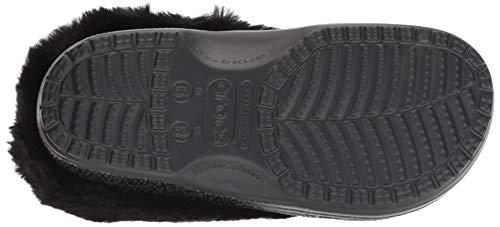 Crocs Radiant Adultclassic Noir Sabot Luxe Unisexe Mammoth ppTzqaw