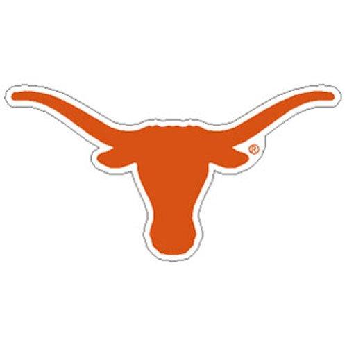Texas Longhorns Ncaa Precision Cut Magnet