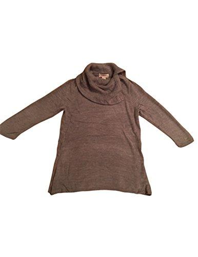 ann-taylor-loft-womens-light-grey-asymmetrical-cowl-neck-sweater-s-xl-xxl-small