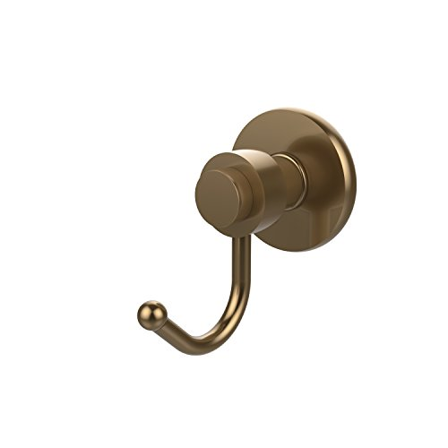 Allied Brass 920-BBR Mercury Collection Robe Hook, Brushed Bronze (Allied Utility Hook)