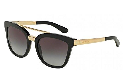 9452367448659d Dolce   Gabbana Lunettes de soleil pour femme Noir DG 4269 501 8G 54 ...